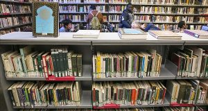 Испанец обвиняется в мошенничестве с библиотечными книгами