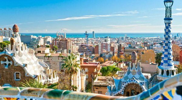На территории Испании установилось «бабье лето»