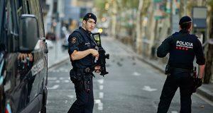 Полиция Каталонии раскрылатеррористическую ячейку