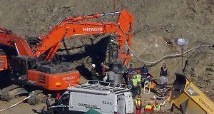 Испанские спасатели достали из колодца тело двухлетнего мальчика