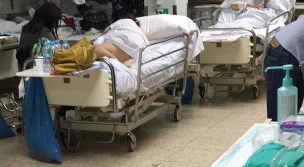 В Испании набирает обороты эпидемия гриппа