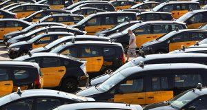 Таксисты Барселоны снова хотят бастовать противUberиCabify
