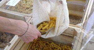 Мадридский супермаркетUnpackedполностью отказался от одноразового пластика